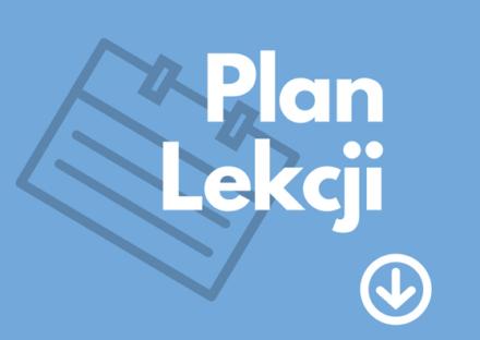 UWAGA !!! – Nowy Plan Lekcji aktualny od 7 stycznia 2020 roku