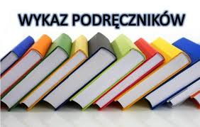 Wykazy podręczników do pierwszych klas