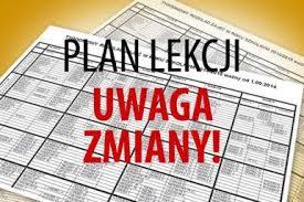 25-29.01.2021 – Plan Lekcji