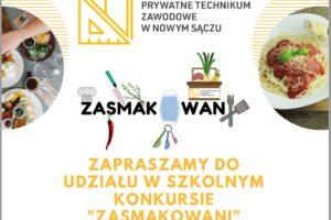 Plakat Zasmakowani