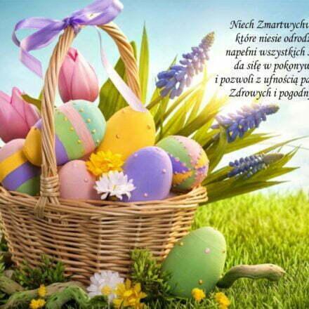 Życzenia Wielkanocne i nie tylko…
